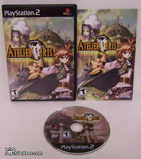 Atelier Iris ETERNAL MANA (PlayStation 2) Near Mint / COMPLETE!!! PS2 RPG