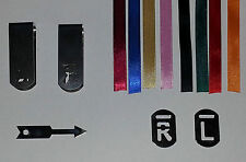 X-RAY CLIP & TABLET ANATOMICAL MARKERS + FB MARKER - COMPLETE RADIOGRAPHER SET