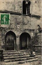 CPA Alpes-Maritimes PEILLE Maison gothique (374923)