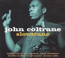 JOHN COLTRANE - slowtrane CD
