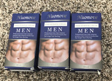 Nuonove Men's Hair Removal Cream 60ml Lot of 3