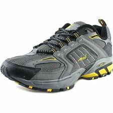 Avia A6028M Mens Grey Black Yellow Athletic Sneaker Hiker Shoes 8.5 M