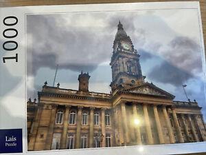 Christmas Present - 1000 Pieces Jigsaw Lais Puzzle Bolton Albert Hall 🇬🇧 U.K.