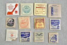 Vintage Ukulele String Package For Collectors - Blue Comet  Strings