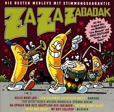 Za Za Zabadak-Die besten Medleys mit Stimmungsgarantie Manuela Medley, Dr.. [CD]