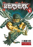 Berserk: v. 1: Black Swordsman-Kenturo Miura, Kenturo Miura