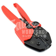 HAND CRIMP TOOL UNINSULATED PRESSING CRIMPER TERMINAL ELECTRICAL CRIMPING PLIER