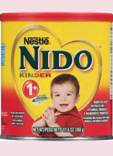 Nido Kinder Instant Dry Whole Milk Powder Neslte 1+