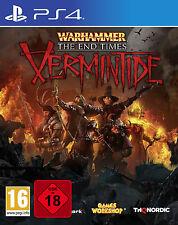 PS4 Warhammer: End Times - Vermintide UNCUT NEU Playstation 4