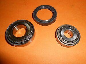 For NISSAN SUNNY & 120Y (1967-1975) Front wheel bearing Kit - QWB317, BK133