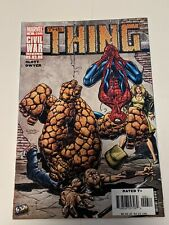The Thing #6 June 2006 Marvel Comics