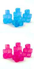 Riutilizzabile Ice Cubes Cool blocchi di refrigerazione refrigeratore bevande Cocktail Party