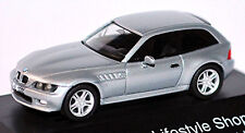 BMW Z3 2,8 Coupé E36 Lifestyle Shop 1998-2002 silber silver metallic 1:87 Herpa