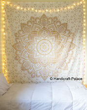 Ombre Mandala Tapestry Indian Wall Hanging Bohemian Dorm Decor Hippie Throw