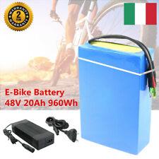 Universale 48V 20Ah Batteria Bici LitioRicambi biciclette elettriche City bike