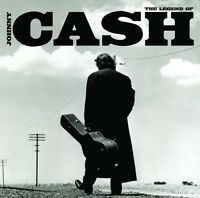 JOHNNY CASH - THE LEGEND OF JOHNNY CASH 2 VINYL LP NEU