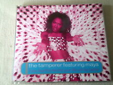 THE TAMPERER / MAYA - IF YOU BUY THIS RECORD YOUR LIFE WILL BE BETTER -CD SINGLE