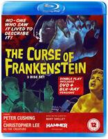 The Curse Of Frankenstein Blu-Ray + DVD Nuovo (LGB94955)