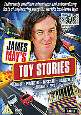 James May's Toy Stories (DVD, 2009)