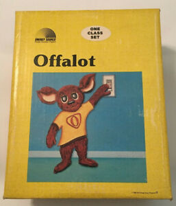 Offalot-Energy Source Energy Education Program 1982-NEVER USED