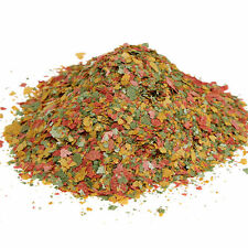 Fresh Tropical Fish Flakes Food Tank Aquarium Goldfish Sheet Food 100g of Bulk*
