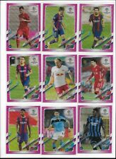 2020/21 Topps Chrome UEFA Pink X-Fractor Refractor Pick Card Complete Your Set