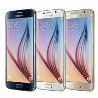Samsung Galaxy S6 SM-G920V - (Verizon) - 32GB Smartphone - Black - White - Gold