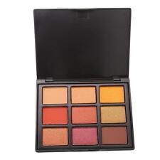 Palette de Fard à Paupière Ombre Yeux EyeShadow Paillette Mat 9 Couleurs