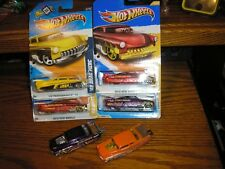 Rare Lot of 4 Different Matchbox RV Truck Campers Free Shipping