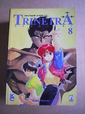 TRINETRA n°8 Star Comics Storie di Kappa n°86   [G370G]
