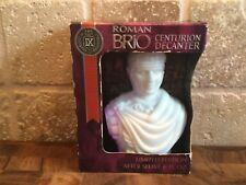 Vintage Roman Brio Centurion Decanter Limited Edition After Shave NIB 6oz