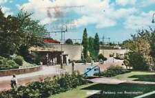 Ansichtkaart Nederland : Enschede - Parkweg (bd317)
