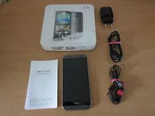 HTC One M8 16GB Grau 99HYK018-00 Smartphone ohne Vertrag Kratzer