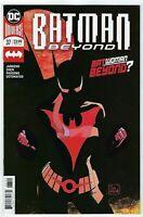 Batman Beyond # 37 DC Variant 2nd Print Cover A 1st App Of Batwoman Beyond