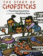 The Story of Chopsticks by Compestine, Ying Chang