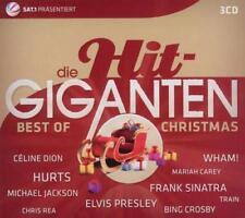 Die Hit Giganten-Best Of Christmas von Various Artists (2017)