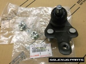 Lexus RX350 RX450H (2010-2017) (JPP) OEM LH Driver Side LOWER BALL JOINT