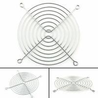 8Pièce 120mm Iron Net Fan Cover Grill Ventilateur de Refroidissement 120x120mm A
