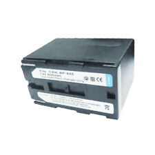 BP945 BP-945 6000mAh Replacement Battery for CANON XL-H1 XLH1 3CCD HDV Camcorder