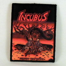 INCUBUS Serpent Temptation (Printed Small Patch) Title at the bottom (NEW)