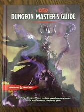 WOTC AD&D 5th Edition - DUNGEON MASTERS GUIDE - 1st Print 2014  (NEW / UNUSED)