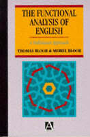 The Functional Analysis of English: A Hallidayan Approach-ExLibrary