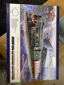 BACHMANN 'OO' GAUGE 30-020 Royal Scot Electric TRAIN SET