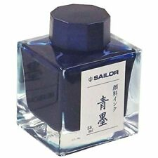 Sailor Pen fountain pen pigment bottle ink 50ml Aosumi 13-2002-242