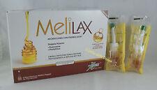 ABOCA MELILAX 6 microclisma x adulti ragazzi stipsi lassativo evacuante miele
