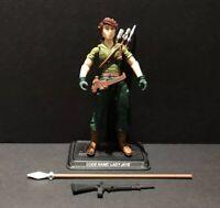 G.I. Joe 25th 30th 50th ROC POC 5 Pack Exclusive Lady Jaye V8 Figure Complete