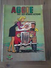 AGGIE fait des bonnes actions n° 26 - TBEG - 1er trimestre 1979