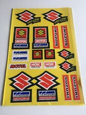 SUZUKI LT50 LTZ50 LT80 STICKERS DECAL KIT BUY ONE GET ONE FREE