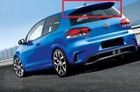 VW VOLKSWAGEN GOLF 6 MK6 SPOILER ROOF POSTERIORE NEW