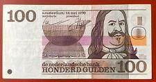 100 Gulden 1970 Nederland